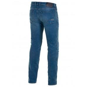 Jeans Alpinestars COPPER V2 PLUS Denim Pants - Aged Worn Blue