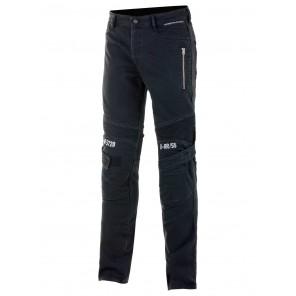 Jeans Moto Alpinestars Diesel AS-DSL RYU TECH Riding Denim - Black Rinse