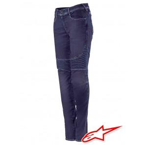 Pantaloni Donna Alpinestars STELLA CALLIE Denim - Rinse Blue