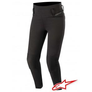 Pantaloni Donna Alpinestars BANSHEE Leggins (Taglia Corta) - Nero