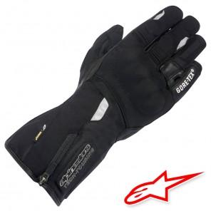 Guanti Moto Alpinestars JET ROAD GORE-TEX - Nero