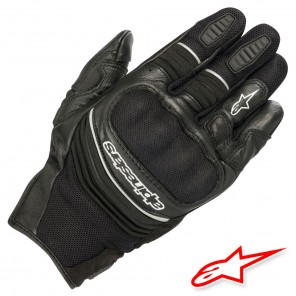 Guanti Alpinestars CROSSER DRYSTAR AIR - Nero