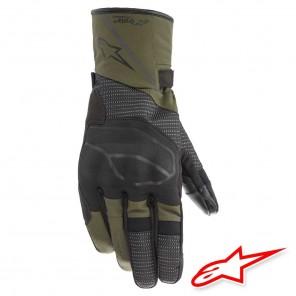 Guanti Moto Alpinestars ANDES V3 DRYSTAR - Black Forest