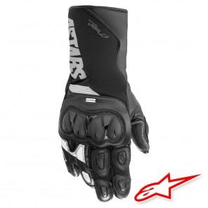Guanti Moto Alpinestars SP-365 DRYSTAR - Nero Bianco