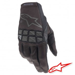 Guanti Cross Alpinestars RACEFEND - Nero Nero