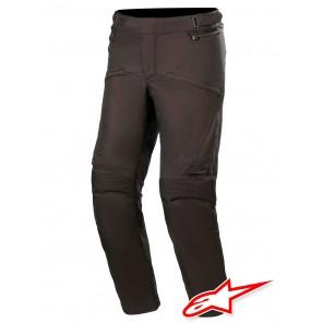 Pantaloni Moto Alpinestars ROAD PRO GORE-TEX (Taglia Corta) - Nero
