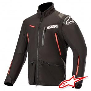 Giacca Enduro Alpinestars VENTURE R - Nero Rosso
