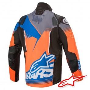 Giacca Alpinestars VENTURE R - Arancione Grigio Blu