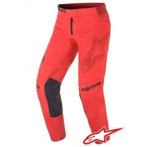 Pantaloni Cross Alpinestars TECHSTAR PHANTOM - Rosso Vivo