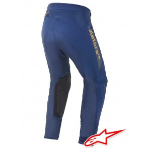 Pantaloni Alpinestars SUPERTECH FOSTER - Blu Navy Arancione