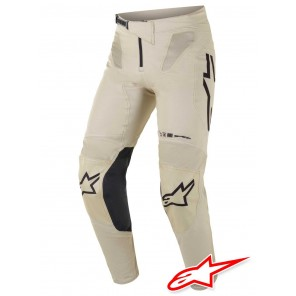 Pantaloni Cross Alpinestars SUPERTECH FOSTER - Sabbia Nero