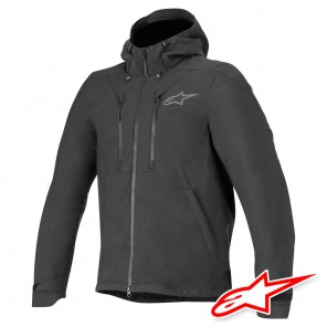 Giacca Alpinestars DOMINO Tech Shell - Nero
