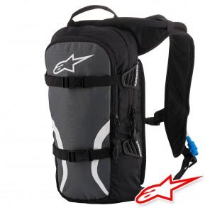 Zaino Alpinestars IGUANA Hydration Backpack - Nero Antracite Bianco