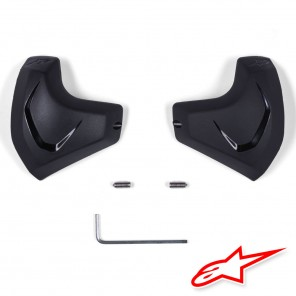 Slider Gomito Alpinestars ELBOW Slider Insert - Nero