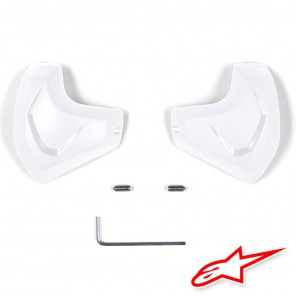 Slider Gomito Alpinestars ELBOW Slider Insert - Bianco