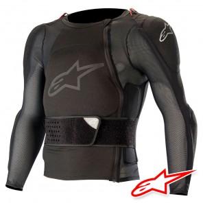 Protezione Alpinestars SEQUENCE Protection Jacket Manica Lunga - Nero