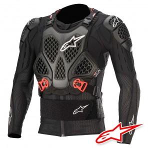 Protezione Alpinestars BIONIC TECH v2 Jacket - Nero Rosso