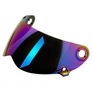 Visiera Biltwell LANE SPLITTER Gen2 - Arcobaleno Specchio