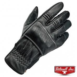 Guanti Moto Biltwell BORREGO - Black Cement