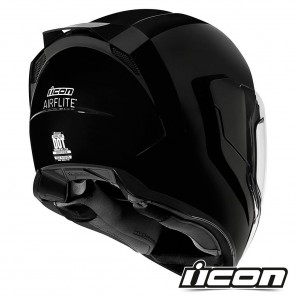 Icon Casco AIRFLITE Gloss Solids