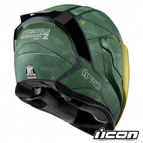 Icon Casco AIRFLITE Battlescar 2