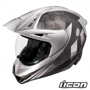 Casco Integrale Icon VARIANT PRO Acension - Nero