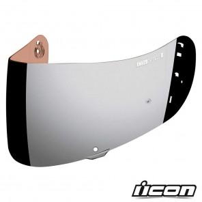 Visiera Icon OPTICS Pinlock Ready - RST Silver