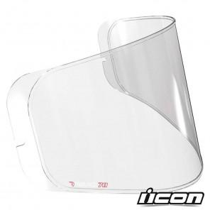 Lente Pinlock 70 per Casco Icon AIRFRAME PRO / AIRFORM / AIRMADA - Trasparente