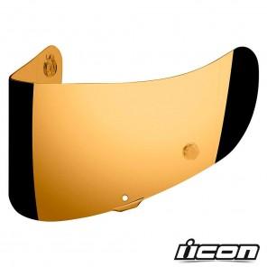 Visiera Icon TRACSHIELD - RST Gold Pro