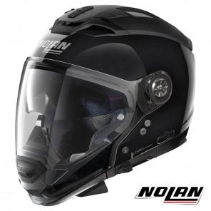 Casco Modulare Nolan N70-2 GT Special 12 N-COM - Metal Black