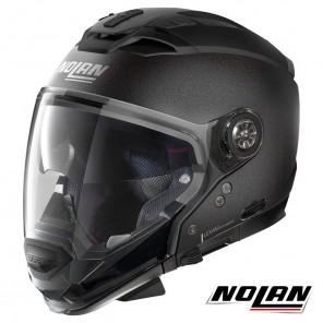 Casco Modulare Nolan N70-2 GT Special 9 N-COM - Black Graphite