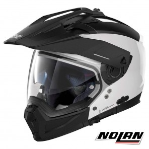 Casco Modulare Nolan N70-2 X Special 15 N-COM - Pure White