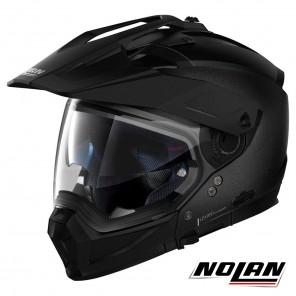 Casco Modulare Nolan N70-2 X Special 9 N-COM - Black Graphite