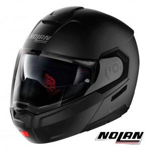 Casco Apribile Nolan N90-3 N-COM Classic 10 - Nero Opaco