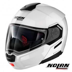 Casco Apribile Nolan N90-3 N-COM Special 15 - Bianco Puro