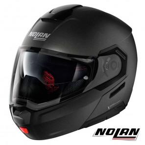 Casco Apribile Nolan N90-3 N-COM Special 9 - Nero Grafite