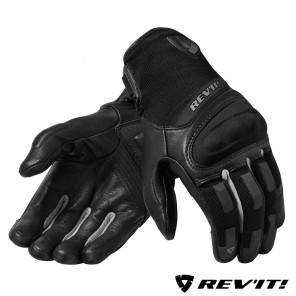 Guanti REV'IT! STRIKER 3 - Argento Nero