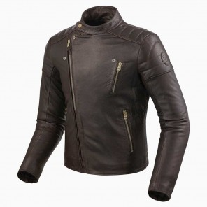 Giacca Moto REV'IT! VAUGHN - Marrone Scuro