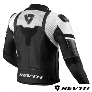 Giacca REV'IT! HYPERSPEED AIR - Nero Bianco