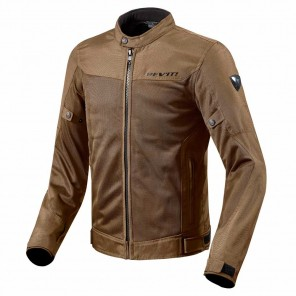 Giacca Moto REV'IT! ECLIPSE - Marrone