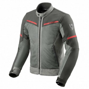 Giacca Moto REV'IT! AIRWAVE 3 - Grigio Antracite