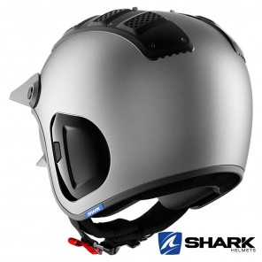 Casco Shark X-DRAK 2 Blank Mat - Antracite