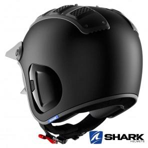 Casco Shark X-DRAK 2 Blank Mat - Nero