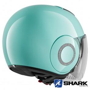 Shark Casco NANO CRYSTAL Pastel Green