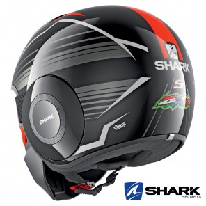 Shark Casco STREET-DRAK Replica Zarco Malaysian GP
