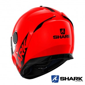 Casco Shark SPARTAN Blank - Rosso