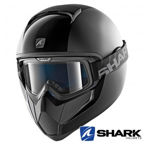Shark Casco VANCORE Dual Black