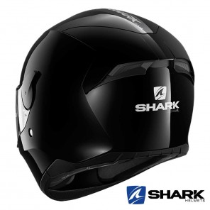 Casco Shark D-SKWAL 2 Blank - Nero