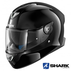 Casco Integrale Shark SKWAL 2 Blank - Nero