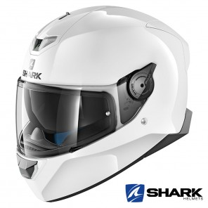 Casco Integrale Shark SKWAL 2 Blank - Bianco